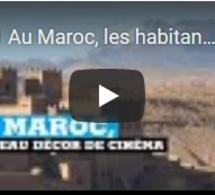 Au Maroc, les habitants veulent développer le tourisme lié au cinéma