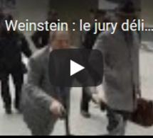 Weinstein : le jury délibère et doit se prononcer sur la culpabilité, ou non, du producteur