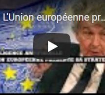 L'Union européenne présente sa stratégie pour l'intelligence artificielle