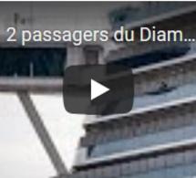 2 passagers du Diamond Princess morts du Covid-19, les autres vont de quarantaine en quarantaine