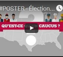 #POSTER - Élections US : Qu'est-ce qu'un Caucus ?