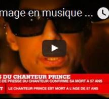 Hommage en musique - Mort de Prince à 57 ans, un musicien de génie