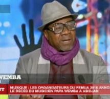 Le musicien Papa Wemba est mort sur scène à 67 ans