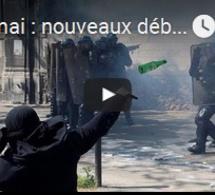 1er mai : nouveaux débordements dans les rues de Paris