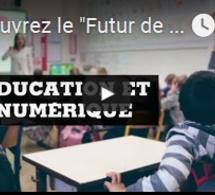 """Découvrez le """"Futur de l'Éducation"""" avec la ministre Najat Vallaud-Belkacem - Héros du Web"""