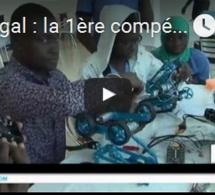 Sénégal : la 1ère compétition pan-africaine de robots à Dakar a déjà tout d'une grande !