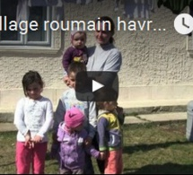 Un village roumain havre de paix pour des femmes maltraitées