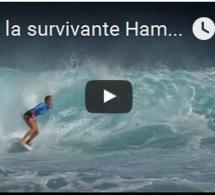 Surf: la survivante Hamilton réalise un gros coup aux Fidji