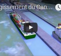 L'élargissement du Canal de Panama