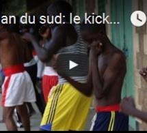 Soudan du sud: le kickboxing pour se battre pour la paix