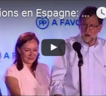"""Elections en Espagne: Rajoy réclame """"le droit de gouverner"""""""