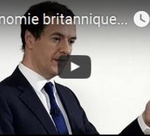 L'économie britannique est prête à affronter les chocs, dit George Osborne