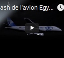 Le crash de l'avion Egyptair