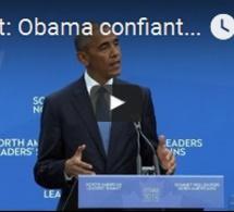 Brexit: Obama confiant dans la stabilité du système financier