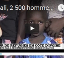 Au Mali, 2 500 hommes vont renforcer le contingent de la mission de l'ONU