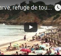 L'Algarve, refuge de touristes inquiets par le terrorisme