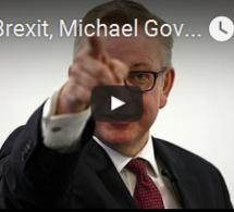 Pro Brexit, Michael Gove se présente comme le meilleur à la succession de Cameron