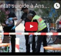 L'EI revendique l'attentat-suicide à Ansbach