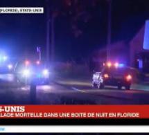 États-Unis : Fusillade dans une boîte de nuit en Floride, au moins 2 morts