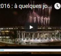 JO 2016 : à quelques jours de l'ouverture, Rio se pare de ses habits de fête malgré les polémiques