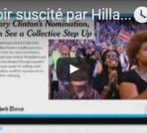 L'espoir suscité par Hillary Clinton chez les femmes aux Etats-Unis