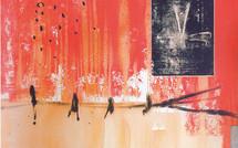 Exposition « Sillages » de l'artiste peintre Mimouni