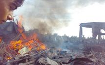 Gaza : l'holocauste