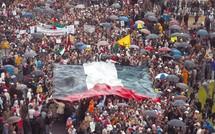 Des milliers de Marocains ont marché contre la barbarie israélienne : Le cri du cœur
