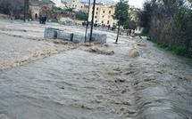 Pluies diluviennes sur la ville de Fès