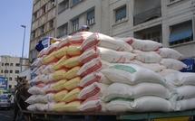Recourt massif au marché mondial des céréales