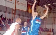 Troisième journée du championnat national de Basketball