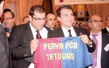 En visite à Tétouan et à Tanger : Laporta reçu avec les honneurs