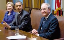 Obama envoie Mitchell au Proche-Orient