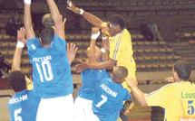 Première journée du championnat national de handball