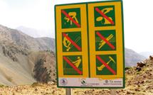 Parc national de Toubkal: Un havre de paix aux portes de Marrakech