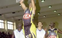 Huitième de finale de la Coupe du Trône de basketball
