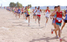 Cross Aït Rahou à Ouarzazate : Domination des athlètes de la région du Souss
