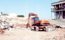 Il était destiné à alimenter l'hôpital Hassan II d'Agadir en cas de problème