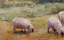 Jusqu'au 6 mars 2009 au siège du Crédit Agricole  : L'art pastoral à l'honneur