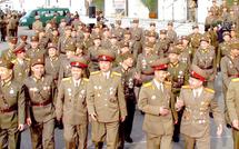Pyongyang considère les manœuvres américano-sud-coréennes comme prélude à une invasion de son territoire