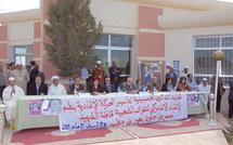 Cinquantenaire du mouvement ittihadi : Création d'un secrétariat régional de l'USFP à Jérada