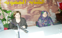 Touraya Majdouline préside une rencontre à Laâyoune