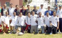 Rugby : distinction du VII de l'Université Ibn Zohr d'Agadir
