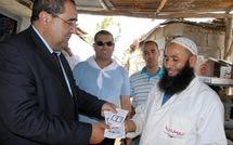 Driss Lachguer à Souissi : Actions de proximité pour convaincre les citoyens de voter