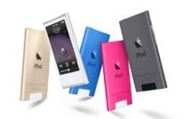 Adieu iPod Nano et Shuffle