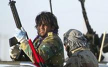 Les rebelles libyens dénoncent l'inaction de l'Otan
