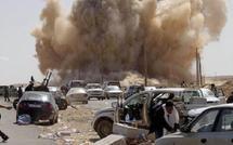 Libye: intenses combats près de Misrata