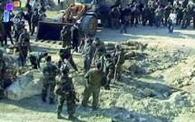 Après Jisr al-Choughour : L'armée syrienne s'empare de Maaret al-Numan