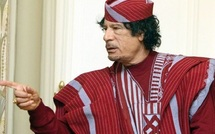 Arrivée au Niger d'un convoi de véhicules libyens : Exil probable de Kadhafi au Burkina Faso