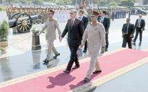 Tournée arabe du Premier ministre turc : La foule égyptienne accueille  Erdogan en héros